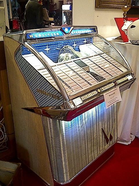 Wurlitzer 2300 Manro Classic Auto Amp Musik Museum