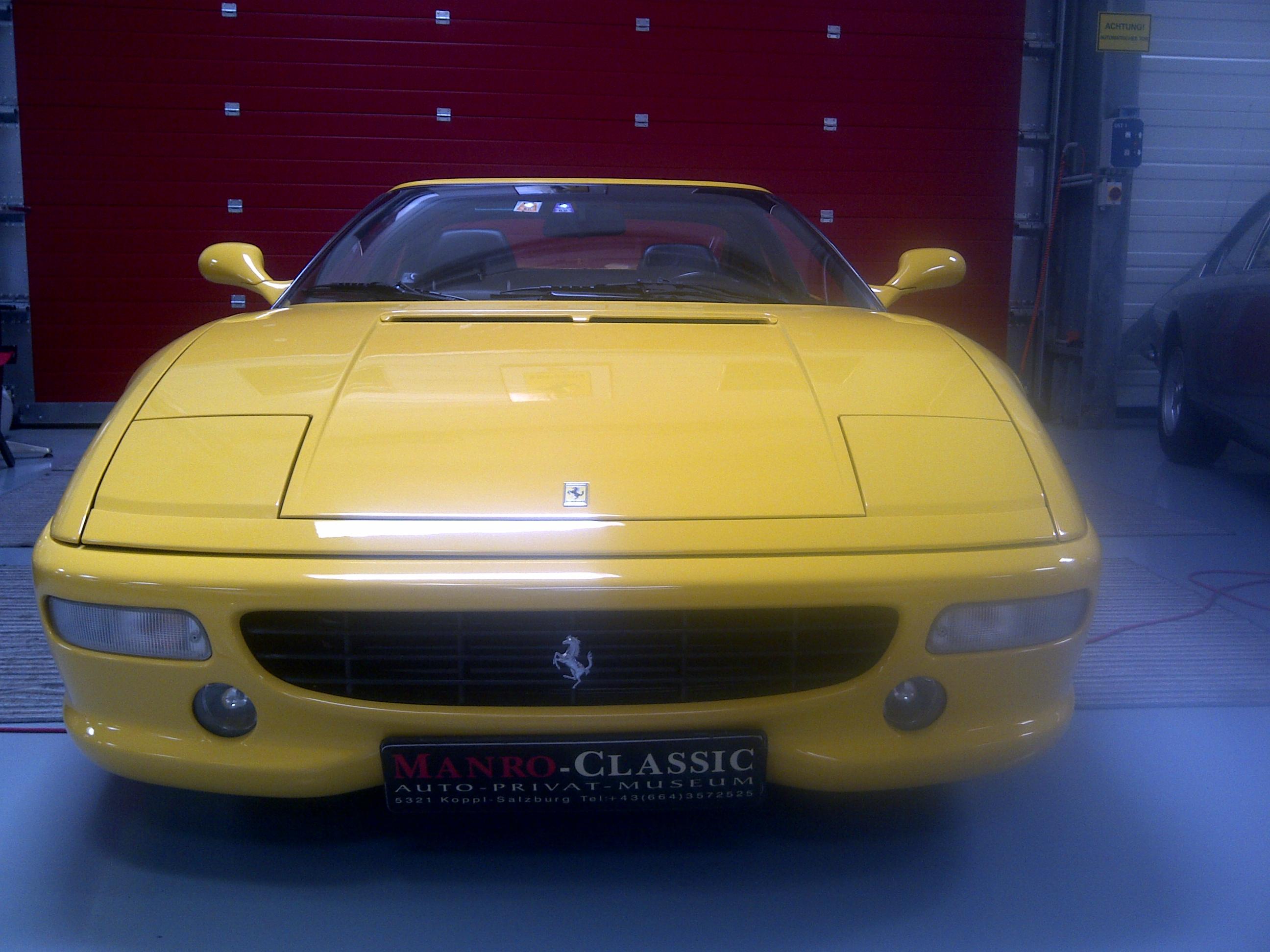 F%20355%20vorne Breathtaking Ferrari Mondial T Cabrio Kaufen Cars Trend