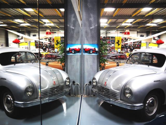 Tatra 600 Baujahr 1948