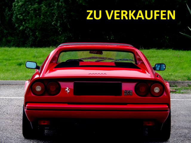 Ferrari 328 GTS Bj. 89 - einer der letzt gebauten