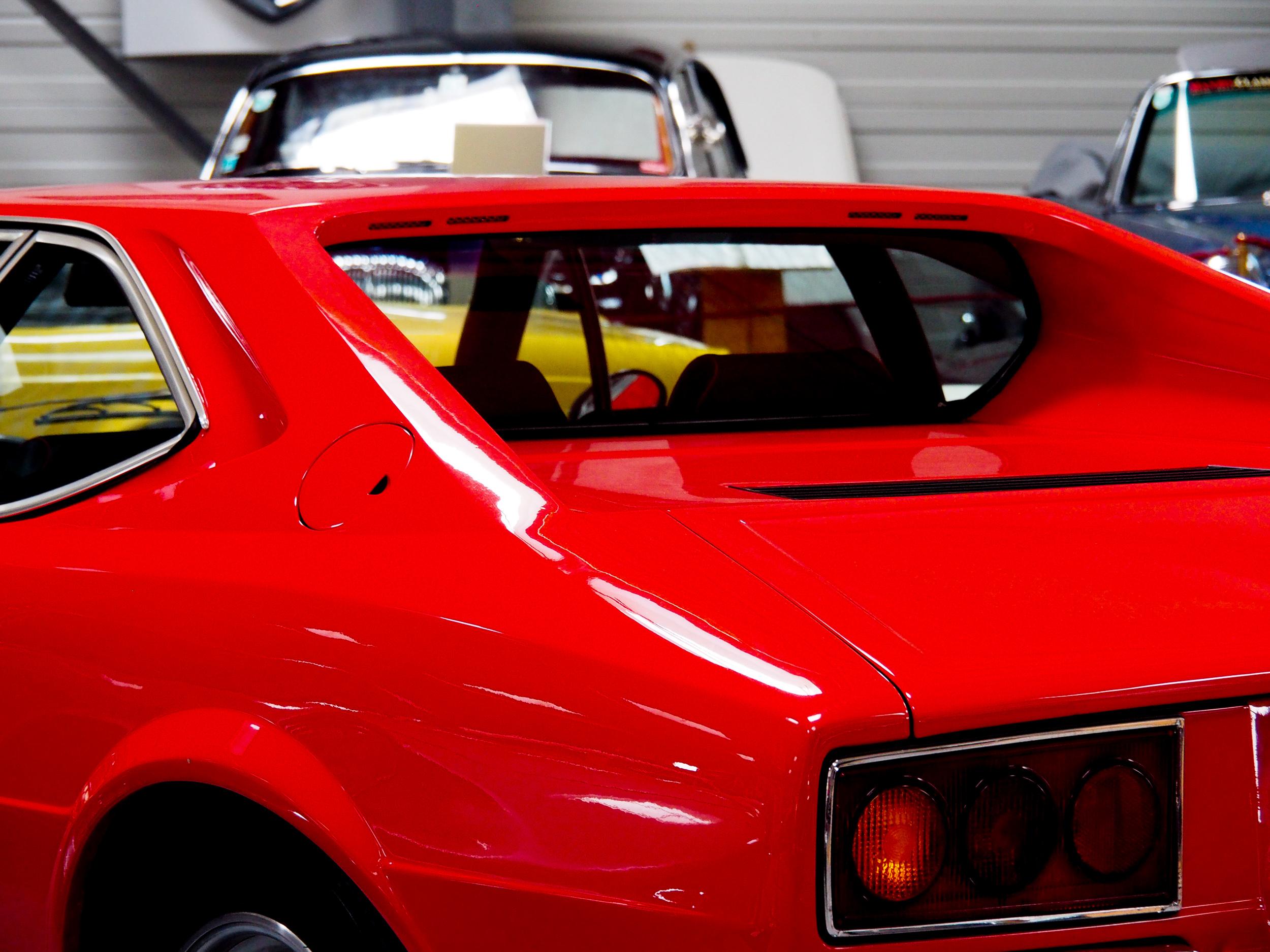 Ferrari 308 GT4 Dino 'Bertone' Bj. 1977 - ex Udo Böschmann