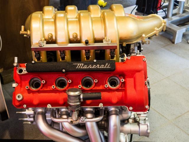Maserati 4200 Gran Sport Motor