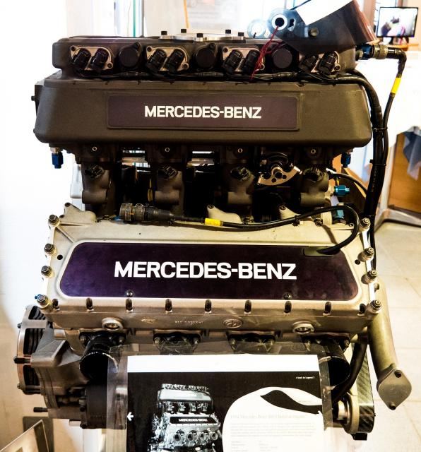 Mercedes-Benz 500 Indy Car Motor 1994